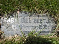 Bill Bentley