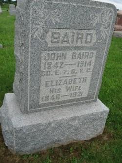 Elizabeth <I>Edenfield</I> Baird