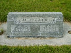 David Lusk Bolingbroke