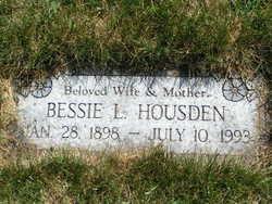 Bessie Laverne <I>Holley</I> Housden