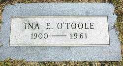 Ina Essie <I>Sheffield</I> O'Toole