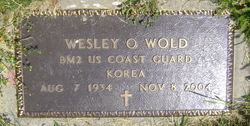 Wesley Orme Wold