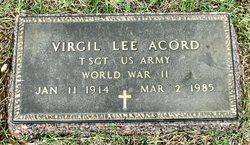 Virgil (Bud) Lee Acord
