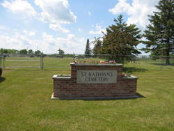 Saint Kathryn Cemetery