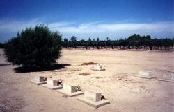 Borden's Chinese Cemetery