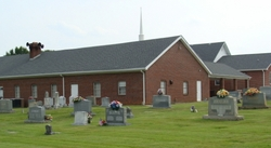 Happy Home Church Cemetery