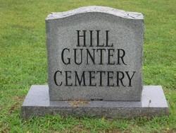 Hill-Gunter Cemetery