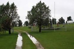 Ladora Cemetery