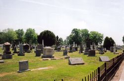 Cleveland Street Cemetery