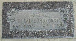 Preal Longhurst