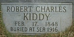 Robert Charles Kiddy