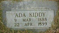 Ada Kiddy