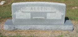 Ellen Luvada <I>Spurlin</I> Allen