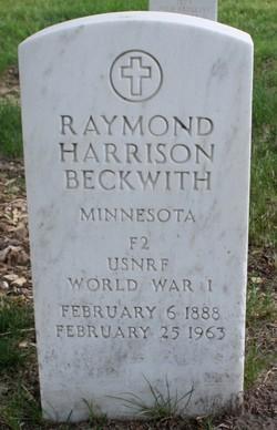 Raymond Harrison Beckwith