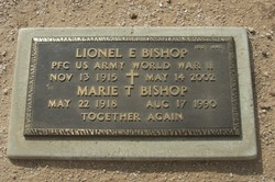 Marie T Bishop