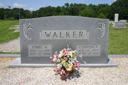 Ethel M Walker