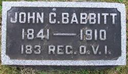 John Calvin Babbitt