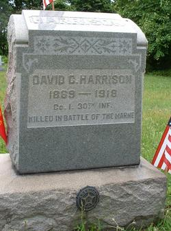 Sgt David C Harrison