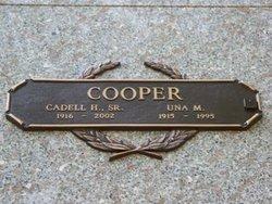 Una M. <I>Gardener</I> Cooper