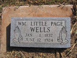 William Little Page Wells