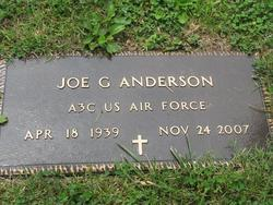 Joe Gordon Anderson