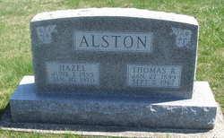 Hazel <I>Grenard</I> Alston