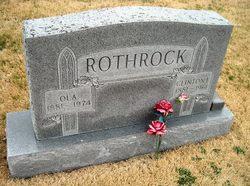 Ola <I>Koertge</I> Rothrock