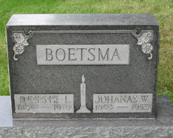 Dessie Idella <I>Warren</I> Boetsma