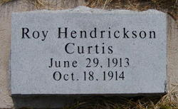 Roy Hendrickson Curtis