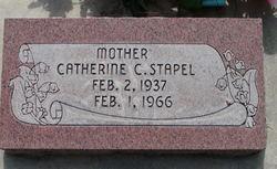 Catherine <I>Coates</I> Stapel