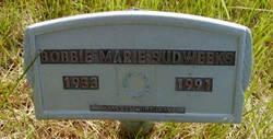 Bobbie Marie Sudweeks