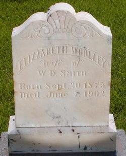 Elizabeth <I>Woolley</I> Smith