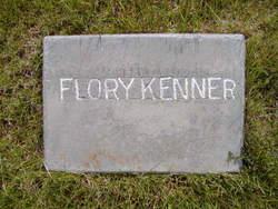 """Florence E. """"Flory or Flora"""" <I>Syrett</I> Kenner"""