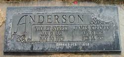 James Kirkman Anderson