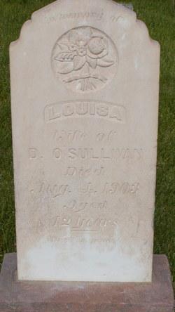 Lousia O'Sullivan
