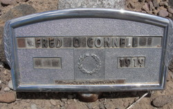 Fred O'Connell