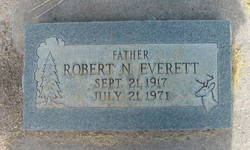 Robert Noel Everett, Sr