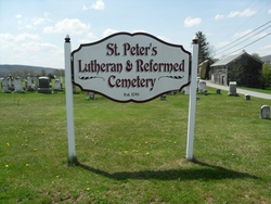 Saint Peters Lutheran and Reformed Cemetery