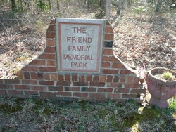 Friend Family Memorial Park