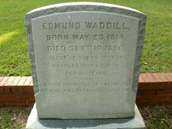 Edmund Waddill