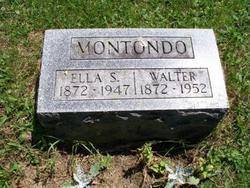 Ella S <I>Cummings</I> Montondo