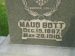 Maude <I>Deck</I> Bott
