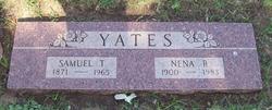 Nena <I>Richards</I> Yates
