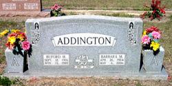 Buford H. Addington