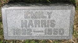Emily <I>Furney</I> Harris