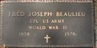 Fred Joseph Beaulieu