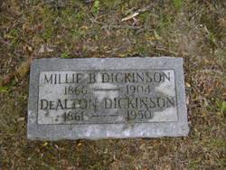 Millie Belle <I>Ashburn</I> Dickinson