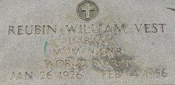 Reubin William Vest