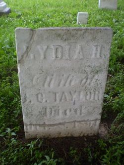 Lydia Hayden <I>Whitcomb</I> Taylor