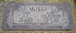 Deta <I>Petersen</I> Mower